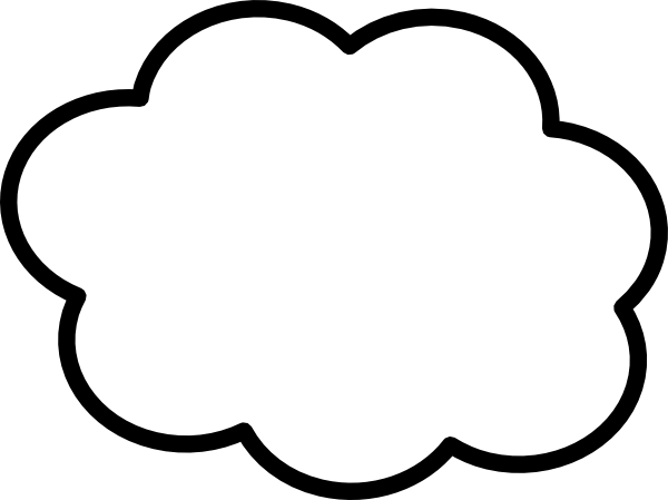 Clouds Clipart Internet Cloud