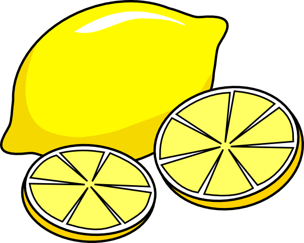 Image result for free clip art lemon  tasting transparent