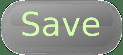 Save Button Grey Clip Art at Clker.com - vector clip art ...