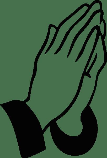 praying hands rt clip art