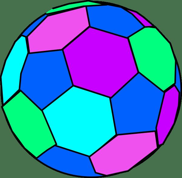 ball clip art - vector