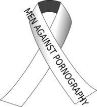 Men Against Pornography Clip Art