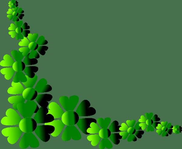 Eiyma Flower Green Clip Art at Clkercom  vector clip art