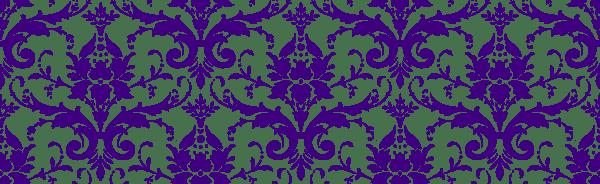 purple damask clip art