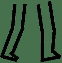 Legs Clip Art at Clker.com - vector clip art online ...