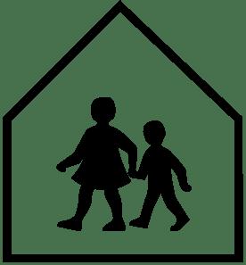 Totetude School Crossing Sign Clip Art at Clker.com