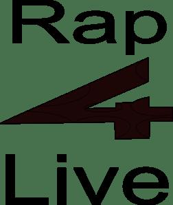 rap 4 live clip art