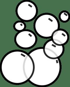 Bubbles Clip Art At Vector Clip Art Online