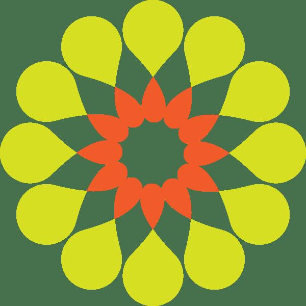 flower design clip art