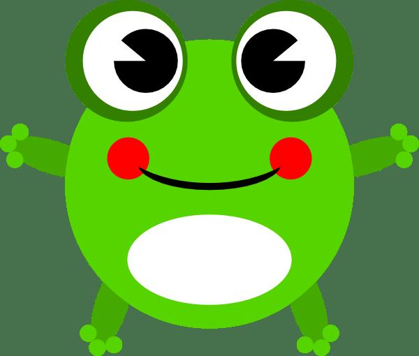 frog 12 clip art