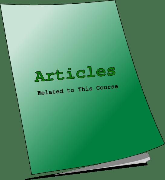 articles clip art