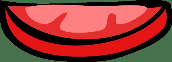 tomato slice clip art