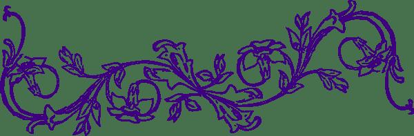 Flower Frame Clip Art at Clkercom  vector clip art