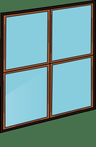 window pane clip art