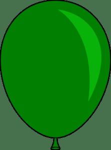 blue balloon clip art