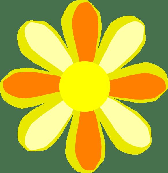 summer flower clip art