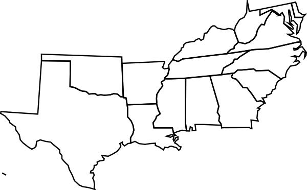 Southeast States And Capitals Games Fandifavicom - Southeast region of the us map