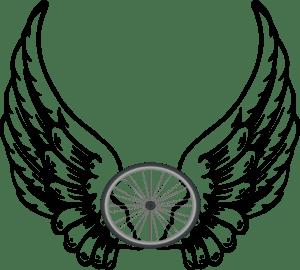 Angel Wing Transparent Clip Art