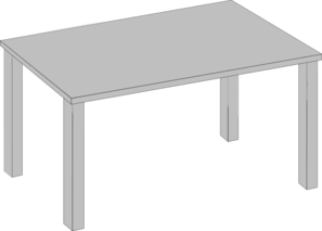 Table Clip Art at Clker.com - vector clip art online. royalty free & public domain