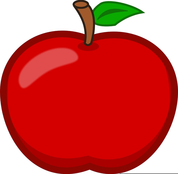 big apple clipart free