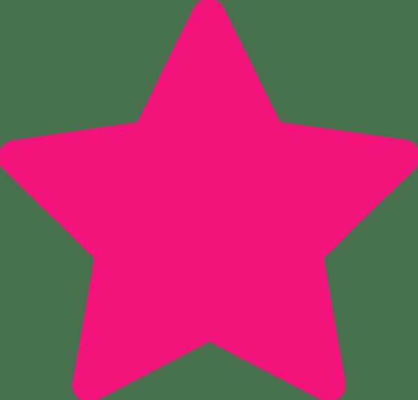 pink star free