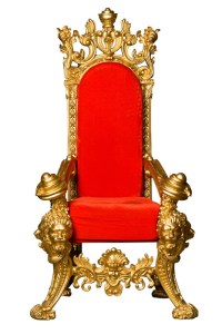 Throne   Free Images at Clker.com - vector clip art online ...