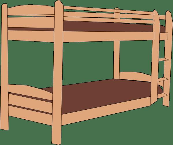 Bunk Bed Clip Art at Clker.com
