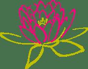 abstract lotus clip art