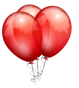 red balloons free