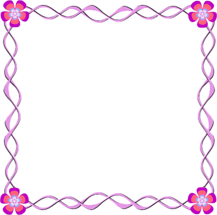 Frame Swirl Flower Free Images at Clkercom vector