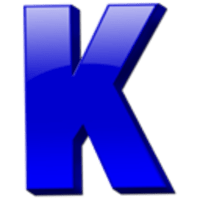 Letter K Icon   Free Images at Clker.com - vector clip art ...