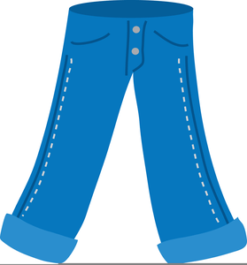 free clipart skinny jeans