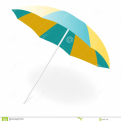 Beach Chair And Umbrella Clipart Ikea Bean Bag Chairs Free Images At Clker Com Vector Image