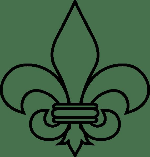 Fleur De Lis Vector Free Vector Download