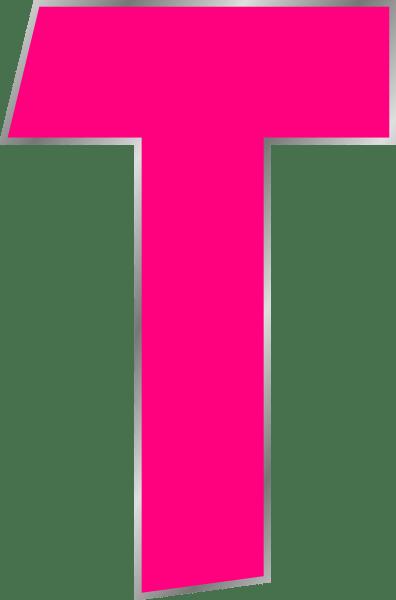 Letter T Clip Art at Clker.com