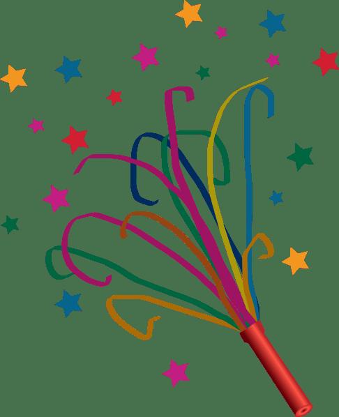 party favors clip art