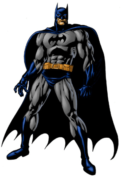 batman color free