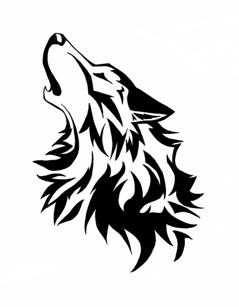 When The Snow Falls And The White Wind Blows Wallpaper Commision Howling Wolf By Wolfsouled Free Images At