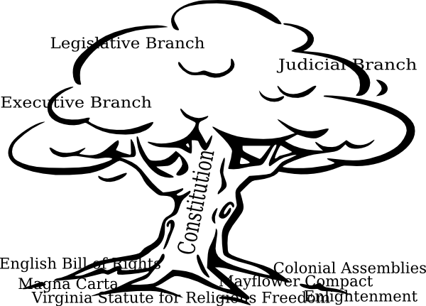 ROOTS OF THE US CONSTITUTION