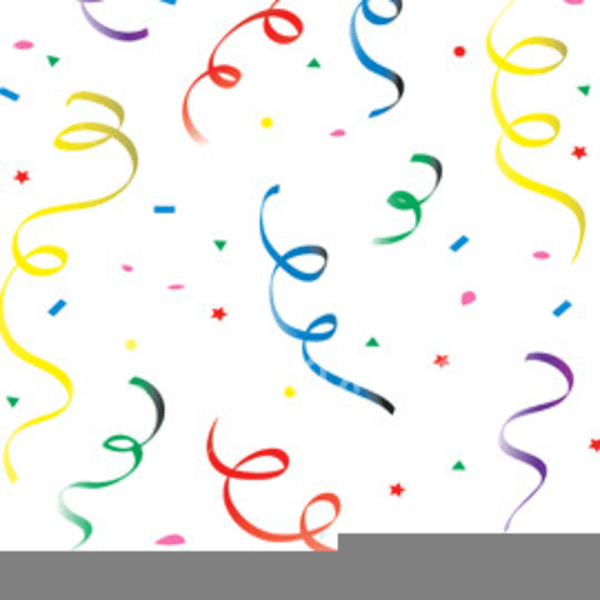 animated confetti clipart free