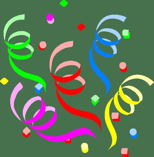 confetti explosion clip art