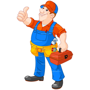 plumber clipart free free