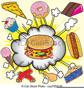 Junk Food Clipart Free Free Images At Clker Com Vector Clip Art Online Royalty Free Public Domain