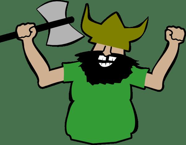 viking clip art