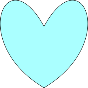 Image result for baby blue heart