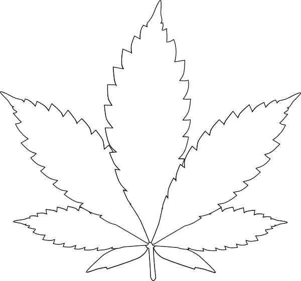Marijuana Drawings