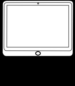 Pc Desktop Monitor Cmputer Clip Art at Clker