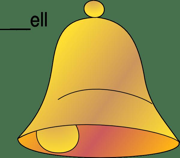 christmas bell clip art