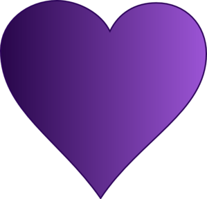 Purple Heart Clip Art