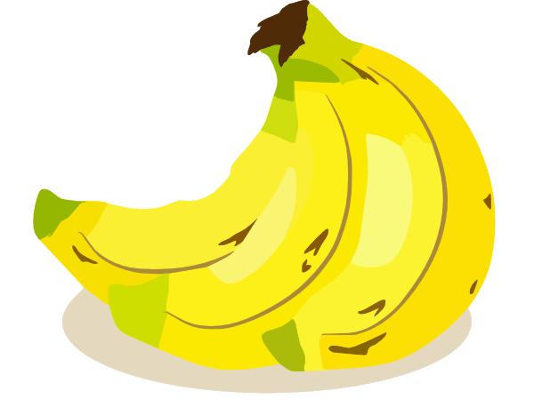 bunch of bananas clip art
